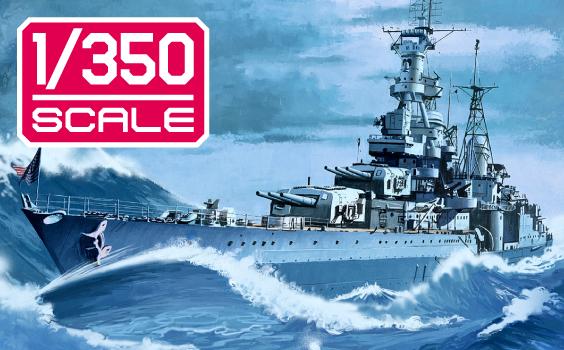 1/350スケール 艦船
