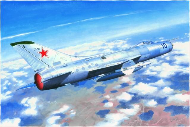 02898 1/48 ソビエト空軍 Su-11 フィッシュポットC ¥5,800(税抜価格)