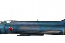 """HA1992 1/72 航空自衛隊 RF-4EJ """"第501飛行隊 87-6406"""" ¥12,800(税抜価格) HA1992 1/72 McDonnell Douglas RF-4EJ Kai 87-6406, 501st SQ, JASDF"""