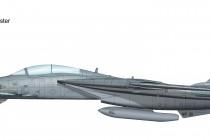 "HA5202 1/72 F-14D トムキャット 第31戦闘攻撃飛行隊 ""ファイナルクルーズ"" ¥19,800(税抜価格) HA5202 1/72 Grumman F-14D  BuNo 159600, Final Cruise ""Christine"", March 2006"
