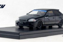 HS145BK 1/43 Honda CIVIC TypeR SPOON (EK9)スターライトブラック・パール ¥9,200(税別)