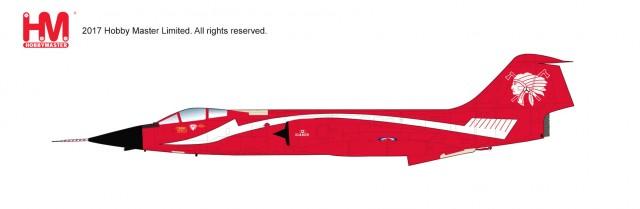 """HA1036 1/72 CF-104 スターファイター """"カナダ空軍 第421飛行隊"""" ¥10,800(税抜価格)"""