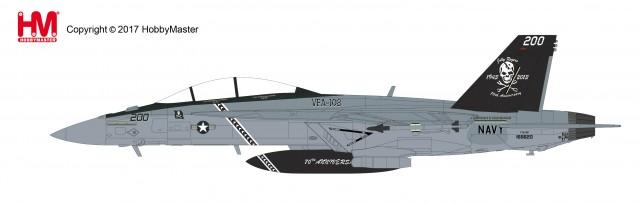 """HA5104  1/72 F/A-18F スーパーホーネット""""VFA-103 70周年記念塗装"""""""