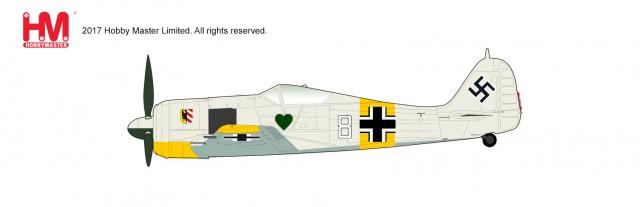 "HA7421 1/48 Fw190 A-4 フォッケウルフ ""ホワイト8"" ¥12,800(税抜価格)"