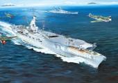 05628 1/350 ドイツ海軍 航空母艦 ペーター・シュトラッサー ¥16,800(税抜価格)
