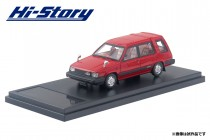 HS132RE 1/43 Toyota SPRINTER CARIB AV-II (1985) レッド ¥9,800(税抜価格)