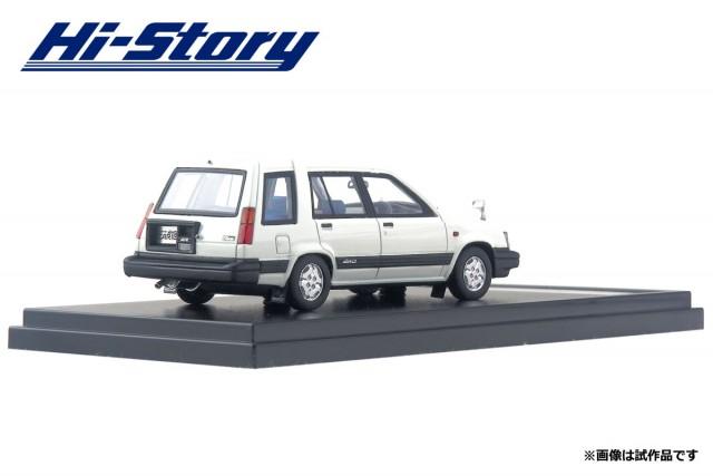 HS132WH 1/43 Toyota SPRINTER CARIB AV-II (1985) ホワイト ¥9,800(税抜価格)