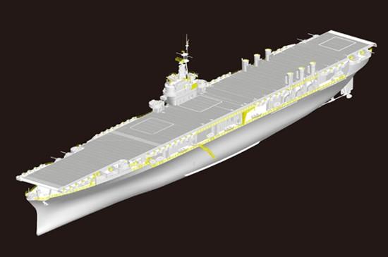 05629 1/350 アメリカ海軍 航空母艦 CV-4 レンジャー ¥18,000(税抜価格)