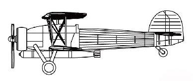 06274 1/350 フェアリー ソードフィッシュ 艦上雷撃機 ¥1,200(税抜価格)