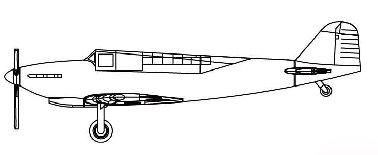 06275 1/350 フェアリー フルマーMk.1艦上戦闘機 ¥1,200(税抜価格)