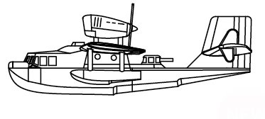 06277 1/350 ロワール艦載飛行艇¥1,200(税抜価格)