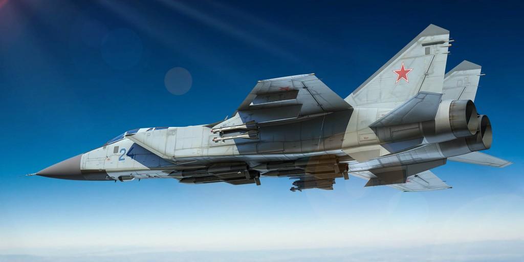 01679 1/72 MiG-31 フォックスハウンド ¥7,800(税抜価格)