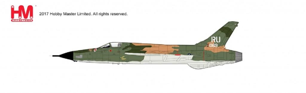 "HA2515 1/72 F-105D サンダーチーフ ""チェリー・ガール"" ¥12,800(税抜価格)"