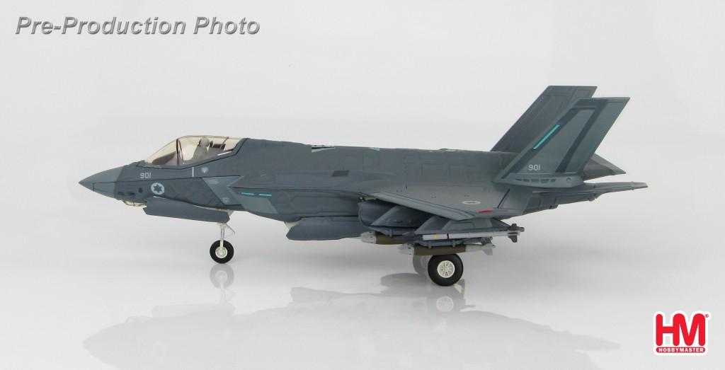 """HA4410 1/72 F-35I アディール """"イスラエル空軍"""" ¥11,800(税抜価格)"""