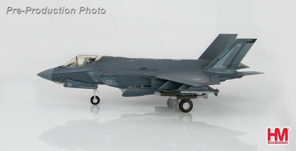 "HA4411 1/72 F-35A ライトニングⅡ ""オーストラリア空軍 2017"" ¥12,800(税抜価格)"
