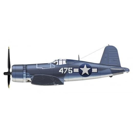 """HA8216 1/48 F4U-1 コルセア """"海兵隊 VMF-214 ジョン・F・ボルト中佐機"""" ¥12,800(税抜価格)"""