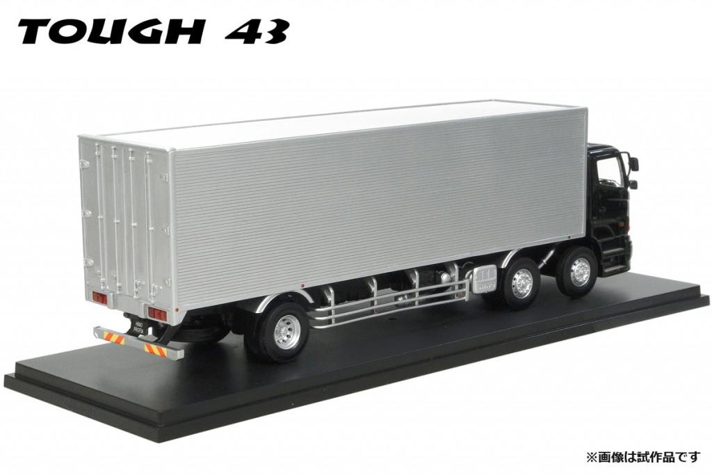 CT4303BK 1/43 HINO PROFIA FN 【2010】ブラック(メッキグリル/メッキコーナーパネル装備) ¥35,000(税抜価
