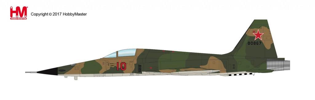"""HA3328 1/72 F-5E タイガーⅡ """"ソビエト空軍"""" ¥10,800(税抜価格)"""