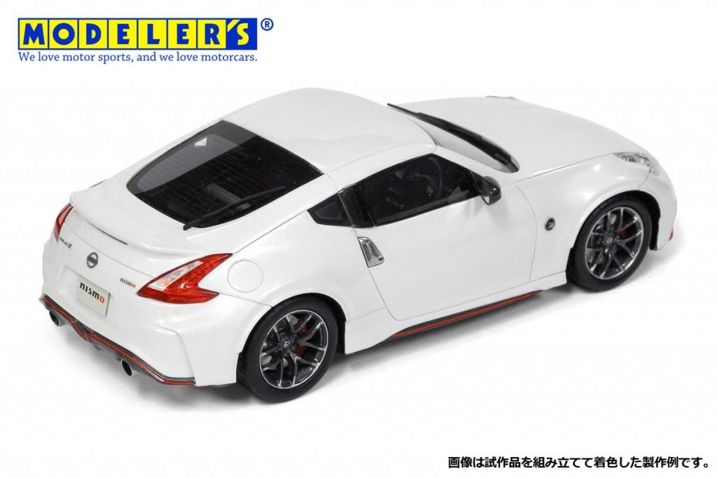 MK003 1/24 NISSAN FAIRLADY Z NISMO ¥10,800(税抜価格)