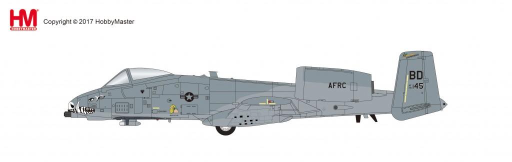 "HA1325 1/72 A-10C ウォートホッグ ""ヘアレス・ジョー"" ¥12,800(税抜価格)"