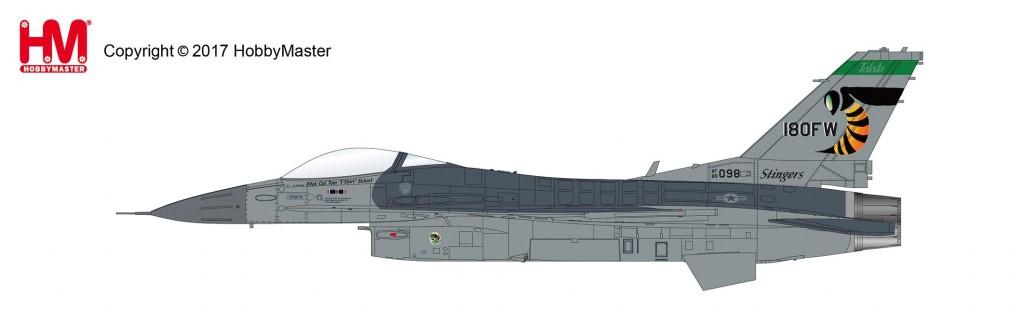 "HA3847 F-16C ブロック50 ""ミネソタANG"" ¥10,800(税抜価格)"
