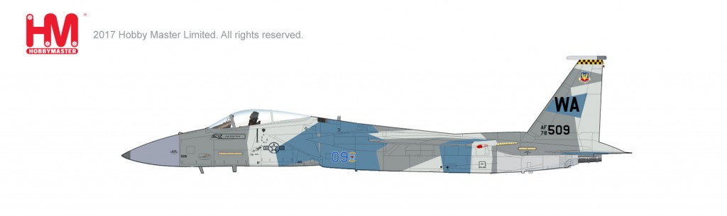 "HA4556 1/72 F-15C イーグル ""第65アグレッサー飛行隊"" ¥11,800(税抜価格)"