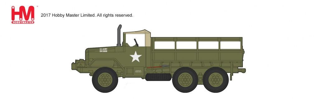 """HG5701 1/72 M35 2.5tトラック """"ベトナム 1968"""""""