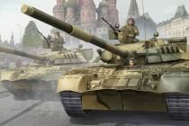 09527 1/35 ロシア連邦軍 T-80UD主力戦車 ¥9,800(税抜価格)