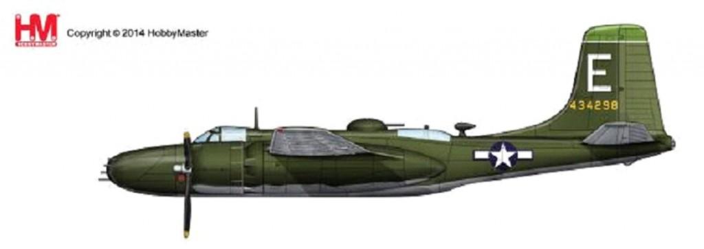 "HA3211 1/72 A-26B インベーダー ""44-34928"" ¥9,200(税抜価格)"