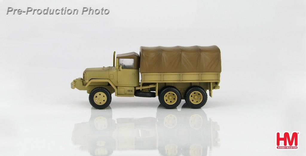 "HG5702 1/72 M35 2.5tトラック ""イラク 2003"" ¥4,400(税抜価格)"