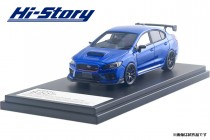 HS202BL 1/43 SUBARU S207 NBR CHALLENGE PACKAGE (2015) WRブルー・パール ¥9,200(税抜価格)