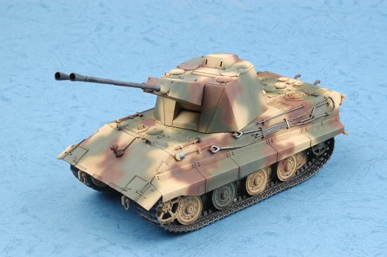 07124 1/72 ドイツ軍 E-50対空戦車 ¥2,400(税抜価格)