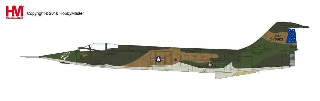 "HA1041 1/72 F-104C スターファイター ""ハロー・ドーリー"" ¥8,200(税抜価格)"