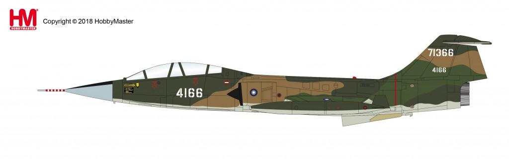 HA1042 1/72 F-104D スターファイター 台湾空軍 ¥8,800(税抜価格)