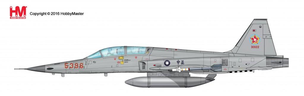 "HA3356 1/72 F-5F タイガーⅡ ""台湾空軍 5396"" ¥9,800(税抜価格)"
