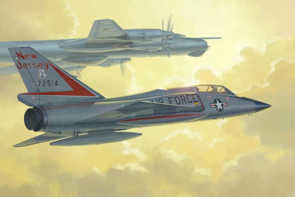 01683 1/72 アメリカ空軍 F-106B デルタダート ¥4,800(税抜価格)