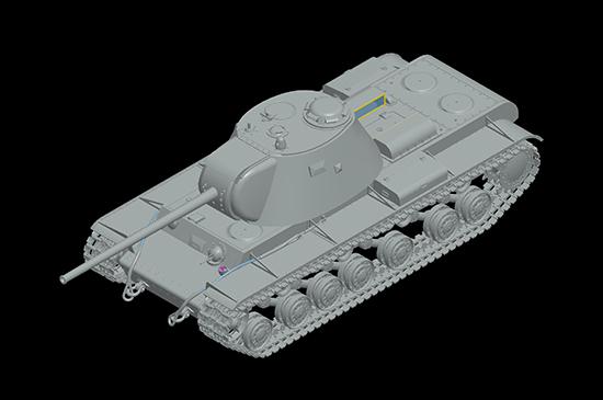 09544 1/35 ソビエト軍 KV-3重戦車¥6,800(税抜価格)