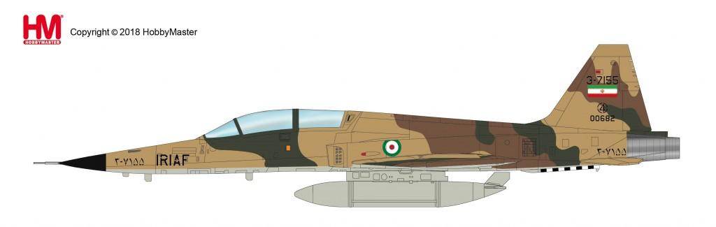 """HA3357 1/72 F-5F タイガーⅡ """"イラン・イスラム共和国空軍"""" ¥8,800(税抜価格)"""