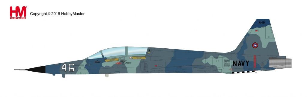 "HA3358 1/72 F-5F タイガーⅡ ""アメリカ海軍戦闘機兵器学校"" ¥8,800(税抜価格)"