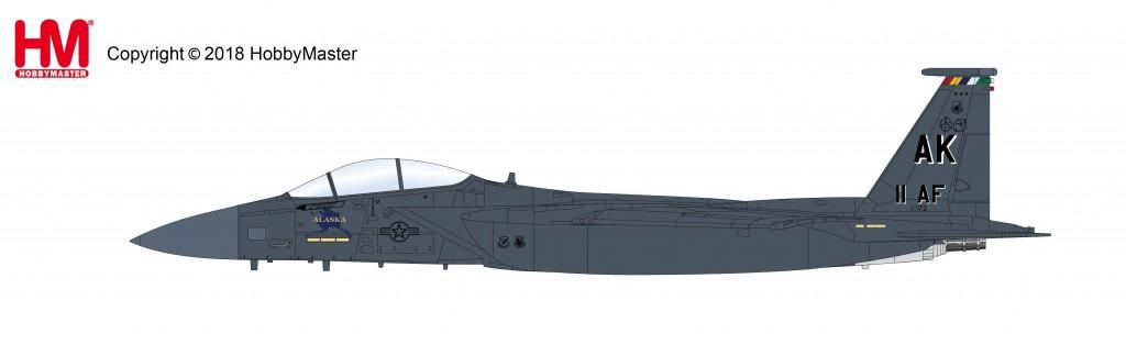 """HA4508 1/72 F-15E ストライクイーグル """"第90戦闘飛行隊"""" ¥12,800(税抜価格)"""