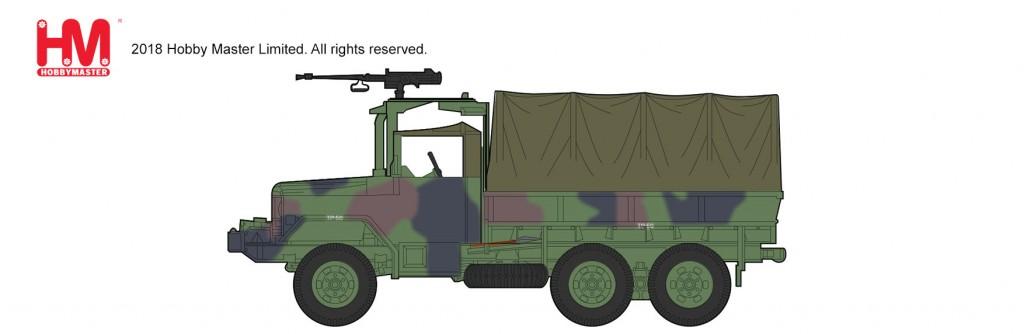 """HG5704 1/72 M35 2.5tトラック """"台湾陸軍"""" ¥4,200(税抜価格)"""