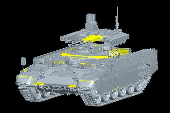 09565 1/35 ロシア連邦軍 BMP-T ラムカ ¥8,800(税抜価格)