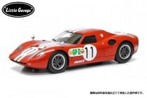 LG2401K 1/24 PRINCE R380 (1966 JAPAN GP) 組立キット ¥12,000(税抜価格) 第3回日本グランプリ自動車レース大会(1966年日本グランプリ) #11 砂子義一選手  画像はキットを組み立て塗装した試作品です。