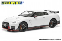 MK008 1/24 NISSAN GT-R NISMO (2017) ¥10,800(税抜価格)  画像はキットを組み立て塗装した試作品です。