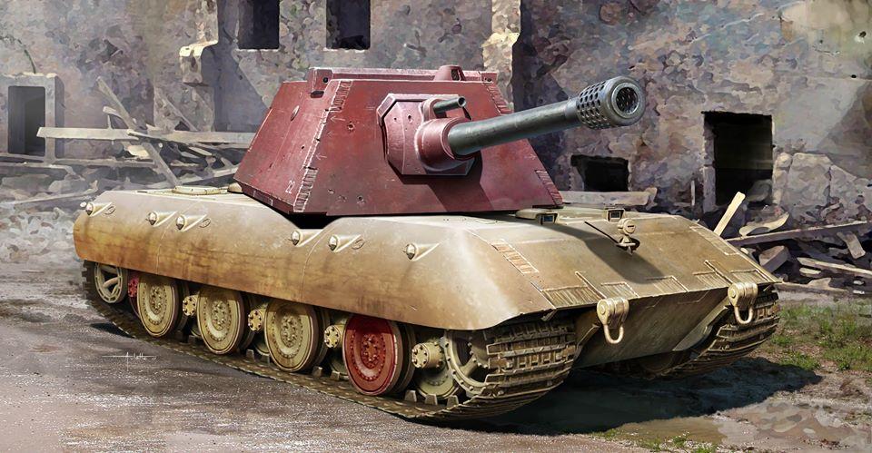 09543 1/35 E-100超重戦車 クルップ砲塔 ¥5,800(税抜価格)