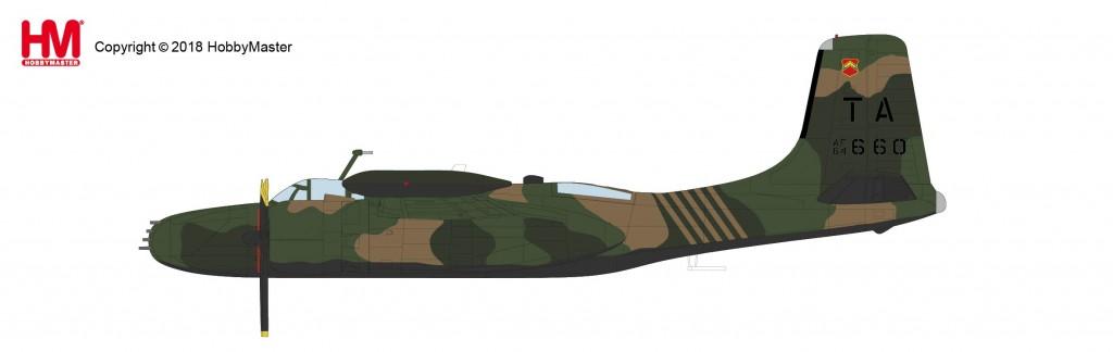 """HA3225 1/72 B-26K カウンター・インベーダー """"609SOS ニムロッド"""" ¥11,800(税抜価格)"""