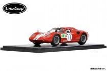 LG2401RE 1/24 PRINCE R380 (1966 JAPAN GP) レッド11号車 ¥17,000(税抜価格)