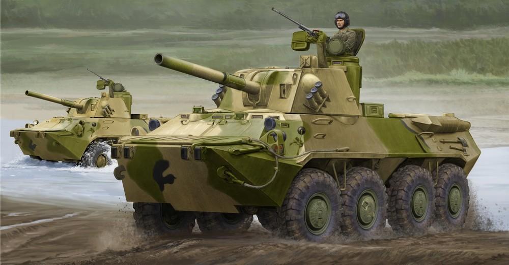 09559 1/35 ロシア連邦軍 2S23 ノーナSVK 自走迫撃砲 ¥6,800(税抜価格)