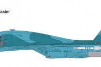 "HA6301 1/72 Su-34 フルバック ""ロシア連邦航空宇宙軍 シリア 2015"" ¥15,800(税抜価格)"