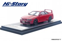 HS209RE 1/43 NISSAN SKYLINE GTS25t TYPE M NISMO VERSION (1996) スーパークリアレッド¥9,200(税抜価格)